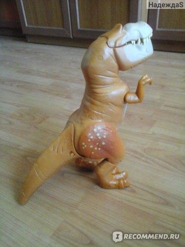 """Good Dinosaur Динозавр """"Скачущий Буч"""" Тираннозавр Рекс фото"""