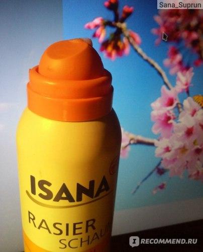 Гель для бритья для женщин ISANA  фото