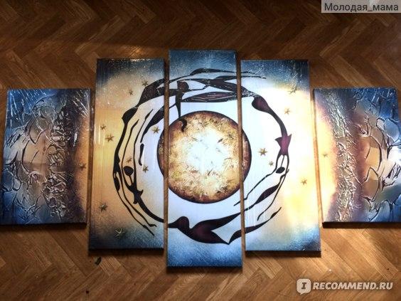 Сайт artoasis.ru Арт Оазис - модульные картины и постеры фото