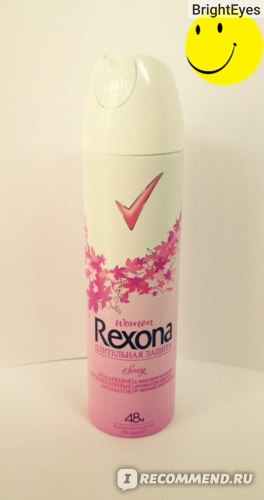 Дезодорант-антиперспирант Rexona Expert Protection Sexy фото