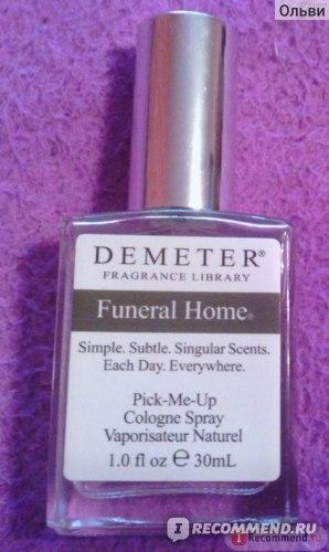 Demeter Духи Fragrance Library фото