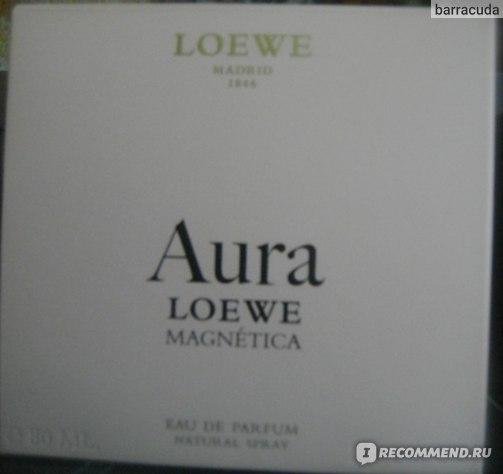 Loewe AURA magnetica фото