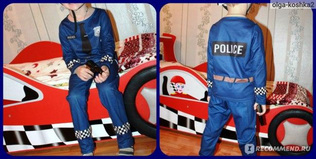 Костюм Reserved Форма полицейского, Арт. MT070-59X фото