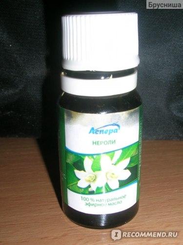 Эфирное масло Аспера нероли фото