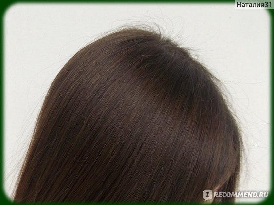 волосы 1 день