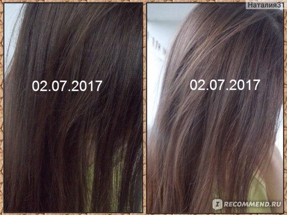 волосы: длина (фото без вспышки)