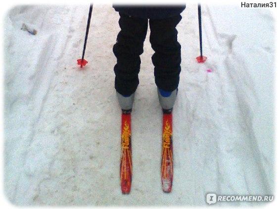 Ботинки для беговых лыж Nordway Alta фото