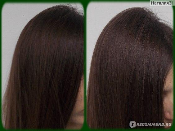 волосы 2 день