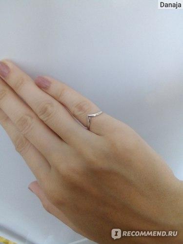 Кольцо серебряное RICH LINE Артикул 5934326 фото