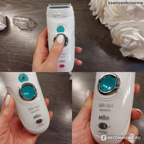 Эпилятор Braun  Silk-epil 7 5377 WD фото