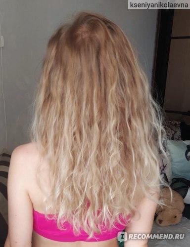 Натуральный бальзам для волос Ecocraft Кокосовая коллекция фото