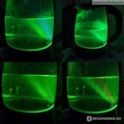 Умный чайник-светильник Redmond SkyKettle G210S фото