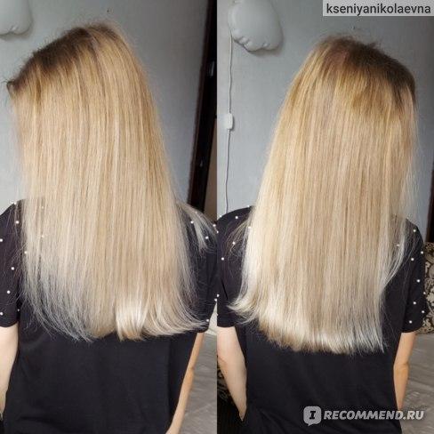 Масло для всех типов волос и секущихся кончиков Fact Питательное  фото