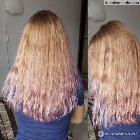 Гель для волос Ollin STYLE средней фиксации мокрый эффект фото