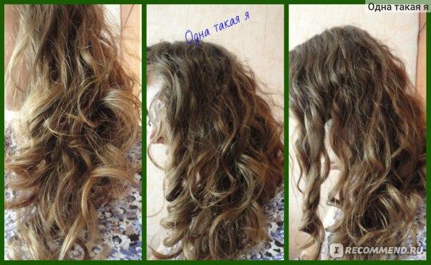 Маска-кондиционер Floresan Репейник против выпадения волос фото