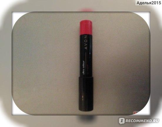 Помада Avon Помада-карандаш Ultra color фото