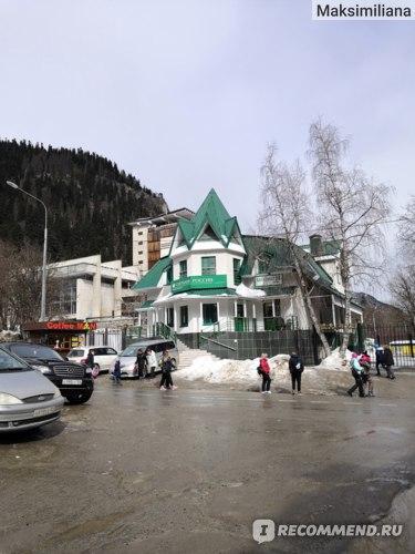 Домбай, Карачаево-Черкесия, Россия фото