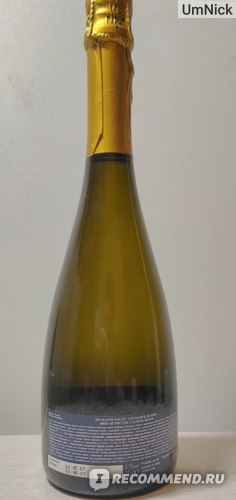 Вино игристое белое сладкое Cantine Quattro Valli S.R.l. Massimo Visconti фото