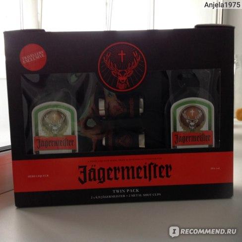 Ликер Mast-Jagermeister AG Jagermeister  фото