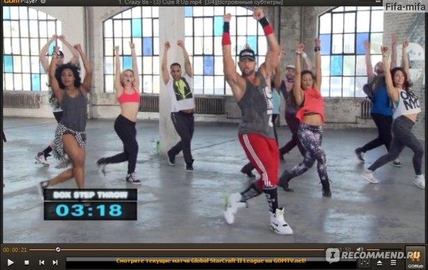 Фитнес-программа Beachbody CIZE: The End of Exercize фото