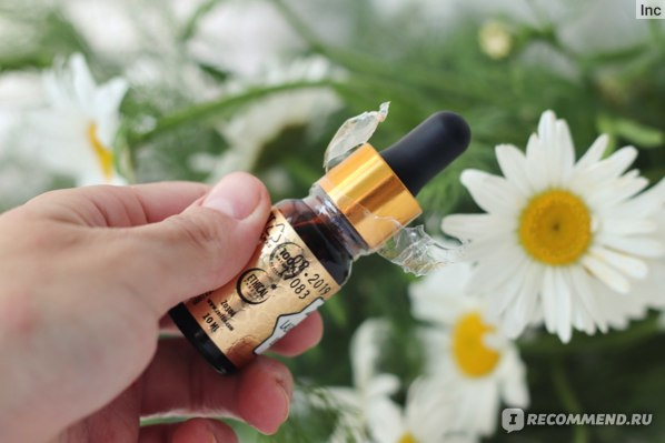 Масло для ресниц и бровей Zeitun Lashes and Brows beauty oil