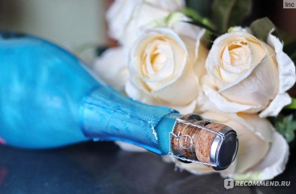 Напиток алкогольный Mela D`oro BLUE / МЕЛА Д`ОРО БЛУ