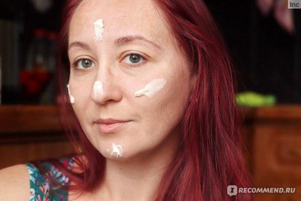 Крем для лица Siberina Против пигментных пятен с SPF 12 фото