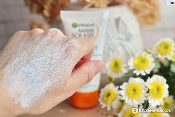 отзыв солнцезащитный крем