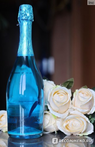 Шампанское Mela D`oro BLUE / МЕЛА Д`ОРО БЛУ