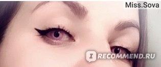 Если подобрать макияж,то возможно как-то усмирить безумие