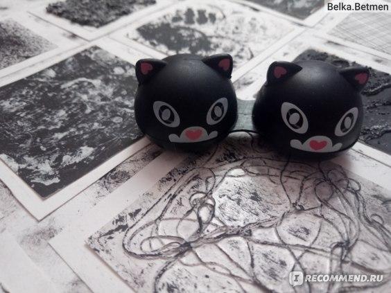 Контейнер (кошки) для контактных линз ADRIA