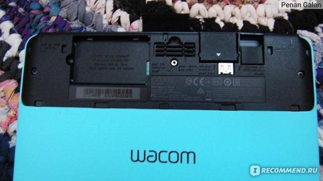 Графический планшет WACOM Intuos Draw Pen S фото