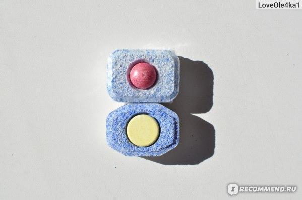 Таблетки для посудомоечной машины Finish Powerball All in 1 Shine & Protect фото