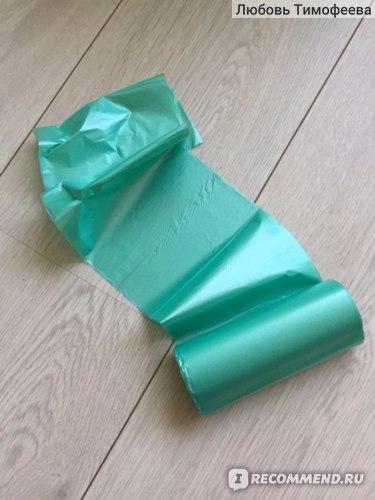 Пакеты для мусора Avikomp - рулон 30 штук 30 литров