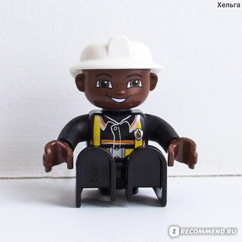 Lego Duplo Пожарный грузовик 10592 фото