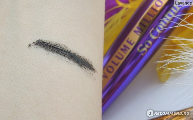 Тушь для ресниц L'Oreal Volume Million Lashes So Couture фото