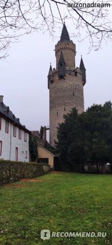Крепость Фридберг, Германия фото