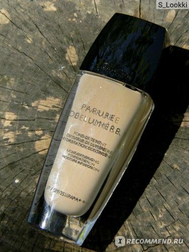 Тональный крем Guerlain Parure de Lumiere фото