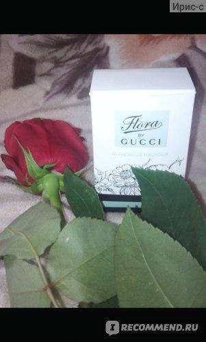 Gucci Flora Glamorous Magnolia фото