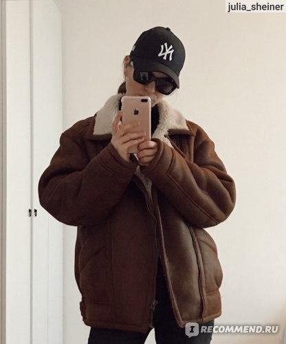 куртка двусторонняя ZARA 3548 401 700