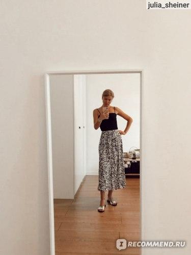 Юбка с рисунком H&M