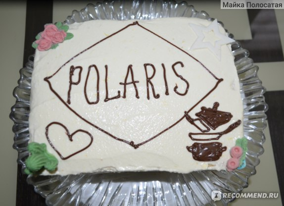 Форма для выпечки POLARIS Прямоугольная Kontur-3323R фото