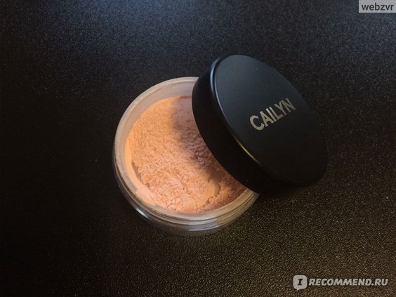 Финишная пудра Cailyn HD Finishing Powder фото