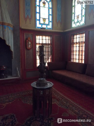 Ханский дворец, Бахчисарай фото