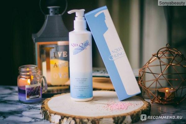 Ополаскиватель для волос Aquaderma  Aqua Q Ring фото