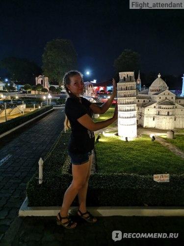 Мини-Сиам. Паттайя. Таиланд фото