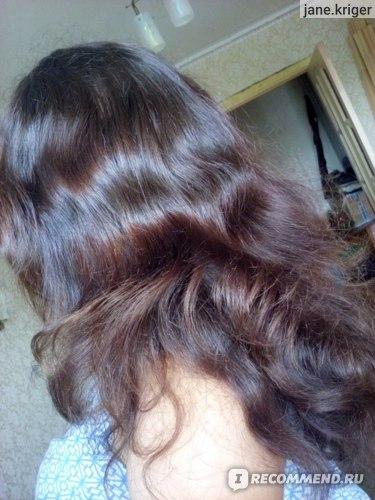 Волосы ДО стрижка каскад