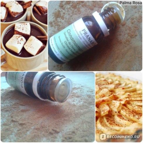 Эфирное масло Pranarom Корица фото