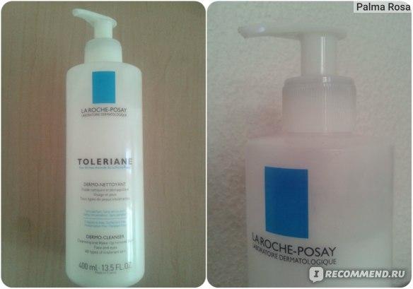 Очищающее молочко La Roche Posay Toleriane / Толеран фото