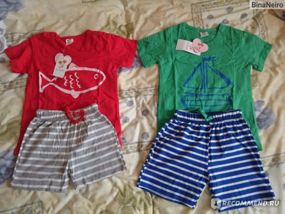 Костюмчик AliExpress Free shipping  Summer 2015 new short sleeved shirt+short pants  boy stripes 2 piece boy kids suit for 3 colors wy290 фото